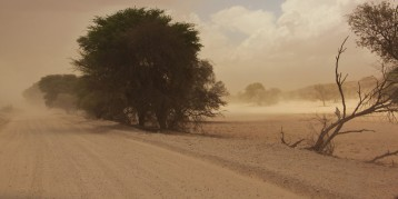 tempête... de sable