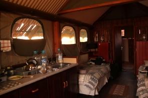 cabine No 3