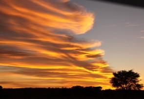 lever de soleil à KTC