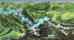 panneau complet des lacs