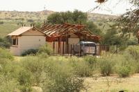 Kalahari Tented Camp étêté