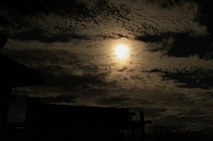 pleine lune...