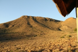 vue du camp