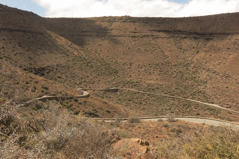 Klipspringer trail