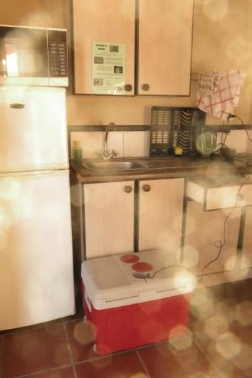 Nossob No 5A-mon nouveau frigo
