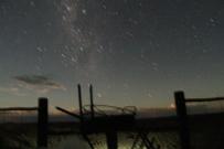 pluie d'étoiles à Kieliekrankie