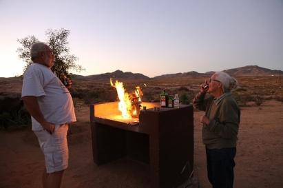 Sperrgebiet (Springbok) camp