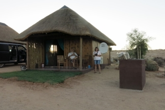 Sperrgebriet (Springbok) camp