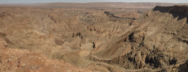 paysage - Fish River Canyon
