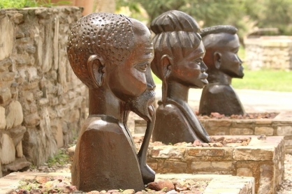 statues africaine