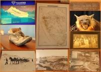 Kolmanskop - ville fantôme fondée en 1908 à la recherche de diamants
