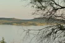 le dam/barrage