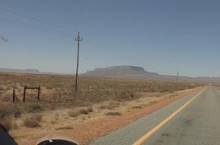 Table Mountain est en vue.... non, non c 'est pas la bonne !