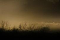 Grootkolk, tempête de sable sur le waterwale