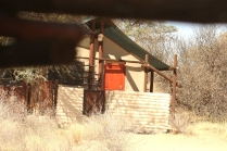 camp - Franco porte fermée